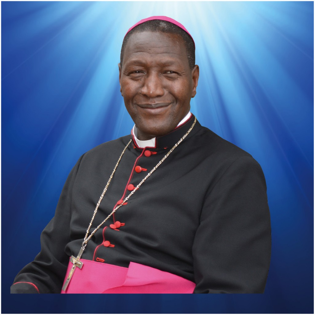RT. REV. ALFRED ROTICH AS BISHOP OF KERICHO